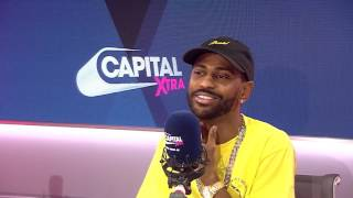 Big Sean Talks Working With Eminem On New Collaboration 'No Favors' For Tim Westwood