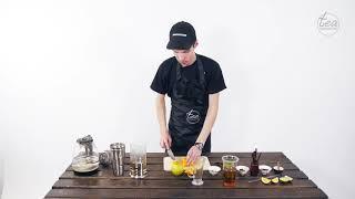Черный фруктовый чай, рецепт чая Samovartime
