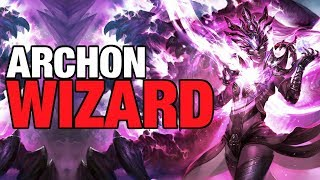 Archon Vyrs Wizard Speed Build Diablo 3 Season 16 Patch 2.6.4 Guide