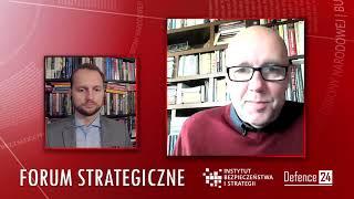 D24 Prof. Kubiak: przemoc militarna jest integralną częścią stosunków międzynarodowych