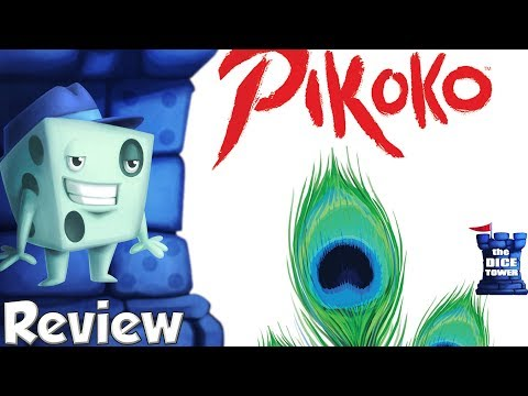 Pikoko Review - with Tom Vasel