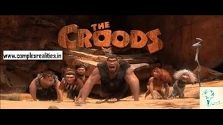 The Croods in Hindi - The Breakfast Scene
