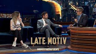 LATE MOTIV - Miguel Maldonado Y El Origen De La Voz De Su Cabeza | #LateMotiv549