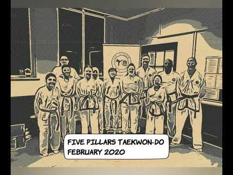 Black Belt #ITF #taekwondo #certification 16th February 2020 ...