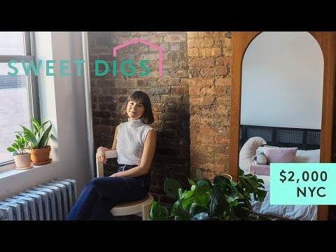 What $2,000 Will Get You In NYC | Sweet Digs | Refinery29