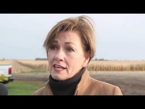 Iowa Gov. Reynolds on biofuels