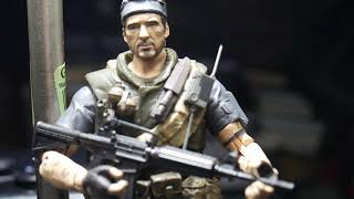 Frank WOODS Call of Duty action figure! (McFarlane unboxing and Review)