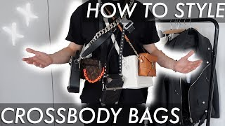 How To Style Crossbody Bags