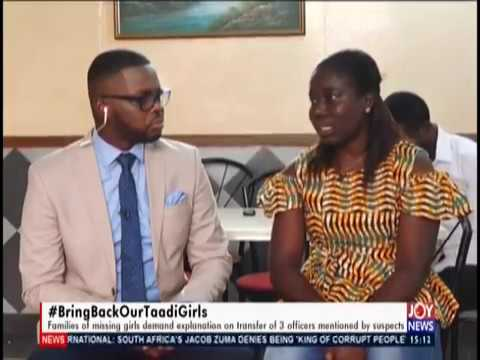 #BringBackOurTaadiGirls - The Pulse on JoyNews (15-7-19)
