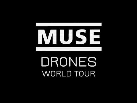 MUSE - Drones World Tour 2015/16 [Official Trailer]
