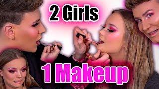 2 Girls 1 Makeup | Julia Beautx + Marvyn Macnificent