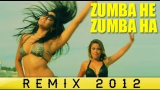 Gambar cover DJ MAM'S - Zumba He Zumba Ha Remix 2012 (feat. Jessy Matador & Luis Guisao)  [CLIP OFFICIEL]