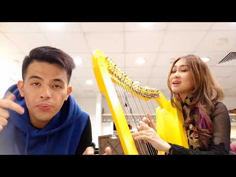 Neil Llanes | Beatbox + Harp collaboration with Angela July