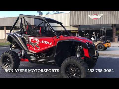 2021 Honda Talon 1000X in Greenville, North Carolina - Video 1