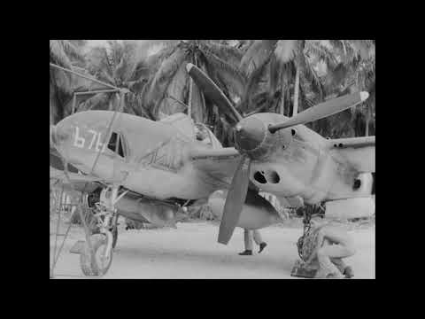With The 17th Photo Reconnaissance Squadron on Guadalcanal