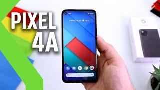 GOOGLE PIXEL 4A Análisis tras primera toma de contacto: ¡Planta cara al Pixel 4 y cuesta la mitad!