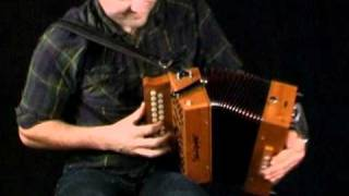 Tim Edey plays his tune 'Celtic Thunder' on the B/C Sandpiper melodeon/accordion
