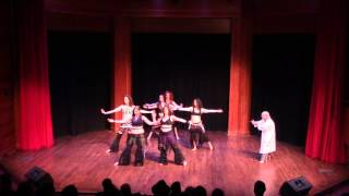 """The Secret Life of Dr. Calgori"", SteamFusions Bellydance"