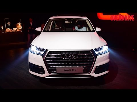OD News: 2016 Audi Q7 launched in India