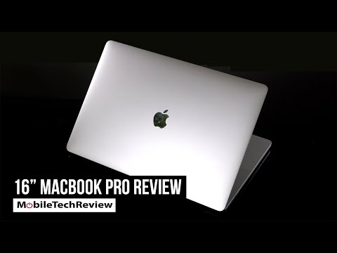 "16"" Apple MacBook Pro Review"