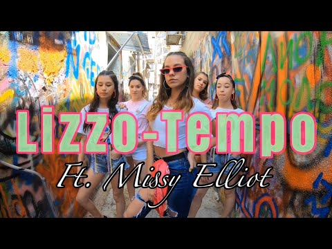 Lizzo - Tempo Ft. Missy Elliot | @spicy.girls.crew