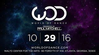 World of Dance Atlanta, 2016 featuring Musers | October 26, 2016 | #WODAZ16