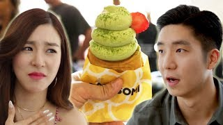 Tiffany Young Helps Me Find The Best Ice Cream In Los Angeles - Video Youtube
