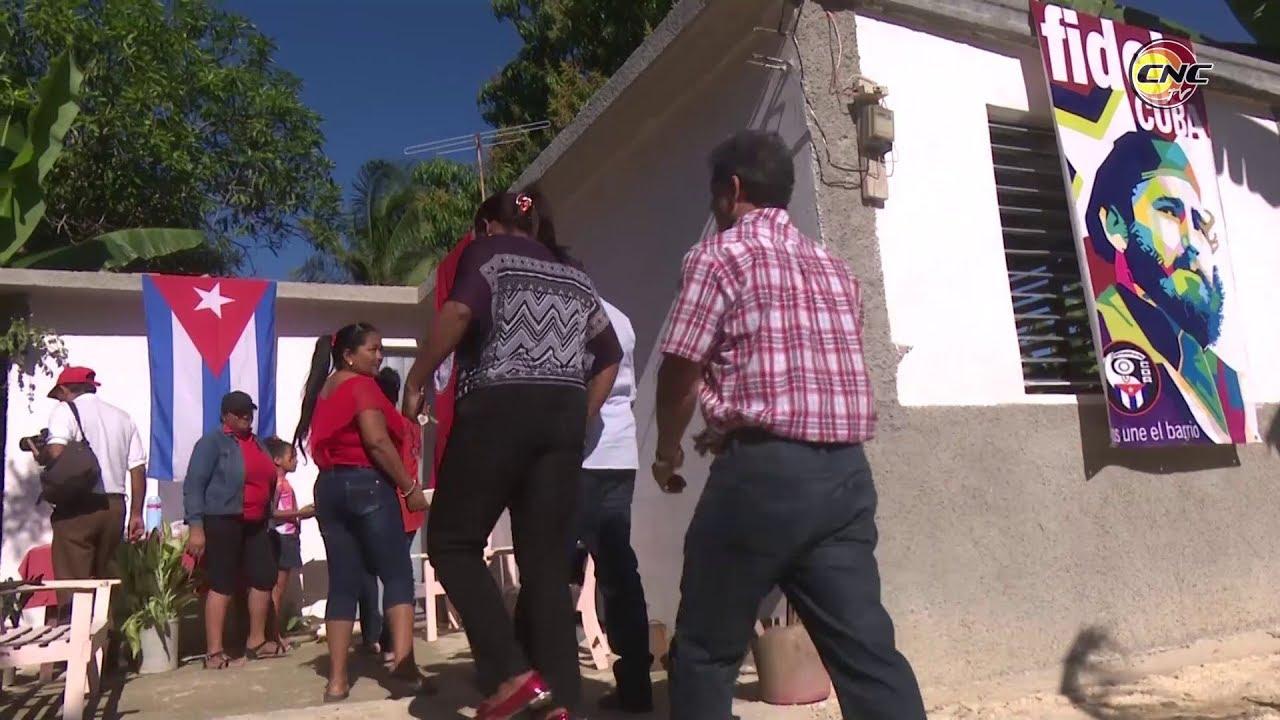 Inauguradas en Granma obras de beneficio socio económico y social