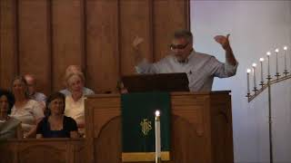 """Seizing Joy--Ceasing Despair""; Scripture Readings: Acts 9:1-22 and Galatians 2:19-21; Rev"
