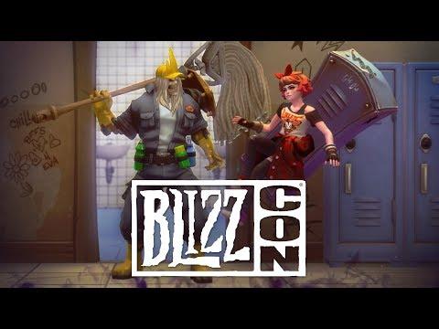 Seconde vidéo de gameplay pour Orphea de Heroes of the Storm