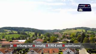 preview picture of video 'Imagefilm Aschau am Inn (german) HD von www.luftbild24.de'