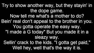 Tupac - Changes (Lyrics)