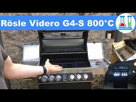 Rösle Gasgrill Buddy G40 Test : ᐅᐅ】gas grill rösle tests produkt & preisvergleich top angebote