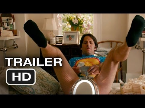 This Is 40 Official Trailer #1 (2012) Judd Apatow, Paul Rudd Movie HD