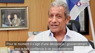 Emission Spéciale Eilat:  Meir Itzhak Halevy, maire de la ville