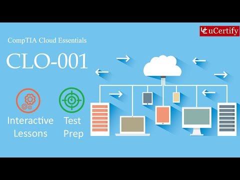 CompTIA CLO-001 : CompTIA Cloud Essentials: (CompTIA ...