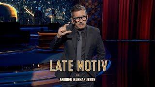 LATE MOTIV - Monólogo De Andreu Buenafuente: Hasta Siempre, Eduard   #LateMotiv554