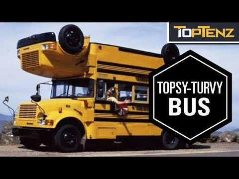 10 Incredible and Ridiculously Awesome Looking Vehicles