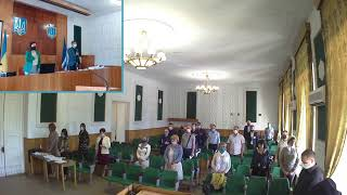 Засідання чергової 13-ї сесії Світловодської міської ради