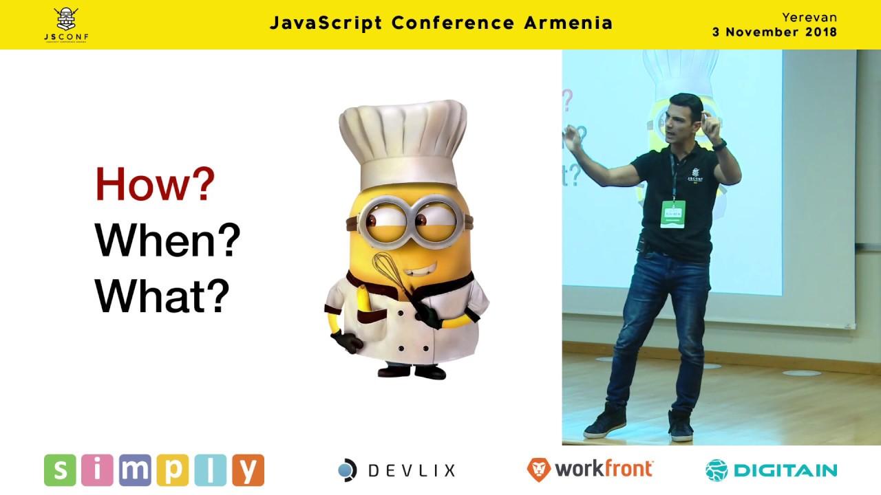 JS Conf Armenia
