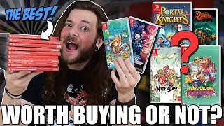 Nintendo Switch Games Buying Guide, What SHOULD You Buy? - dooclip.me