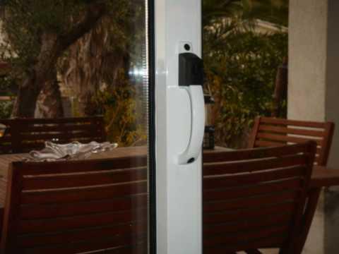 Como montar un cierre de Seguridad para ventana Corredera