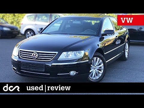 Фото к видео: Buying a used VW Phaeton - 2002-2016, Buying advice with Common Issues