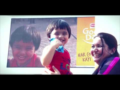 Britannia Goodday - its a smile that makes a good day, Britannia Industries by The Social Street