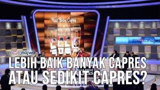 Mata Najwa Part 1 Pasar Bebas Capres Presidential Threshold Rocky Gerung Vs Adian Napitupulu
