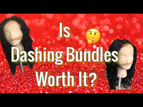 Dashing Bundles 100% Mink Brazilian Hair 1 Month Update