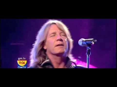 Status Quo - The Party Ain't Over Yet (LK, GMTV 13.09.2005)