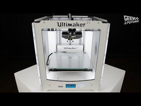 Обзор 3D-принтера Ultimaker 2+: iPhone среди 3D-принтеров от голландской Ultimaker