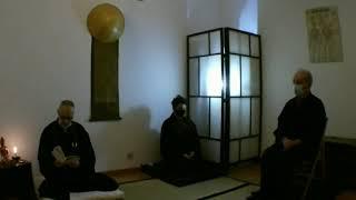 M.Hongaku Zazen e Insegnamenti 12 Febbraio 2021