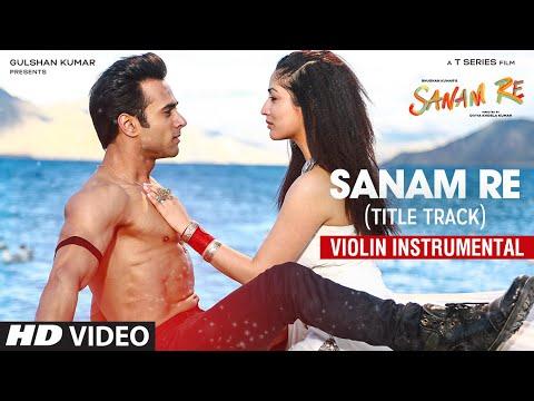 Sanam Re Instrumental Violin  Nandu Honap
